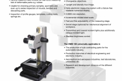 UHL Measuring Microscope VMM100-2