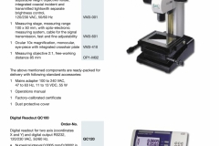 UHL Measuring Microscope VMM100-3