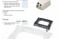 UHL Measuring Microscope VMM100-5