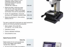 UHL Measuring Microscope VMM100-3